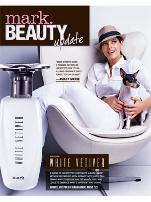 mark White Vetiver ad