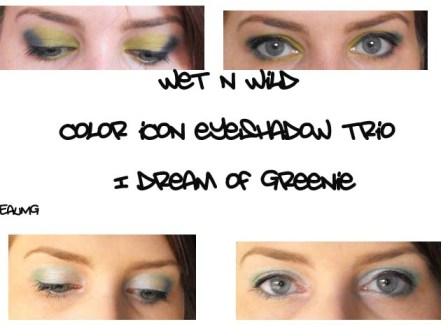 Wet n Wild I Dream of Greenie Eyeshadow