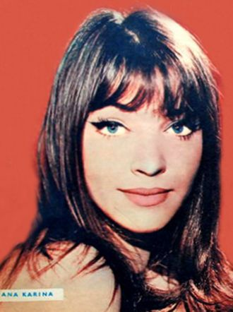 1960s Fashion Get The Makeup Look Of Anna Karina Eaumg