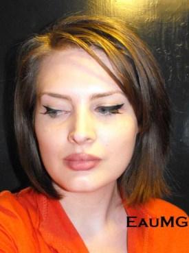 1960's makeup tutorial for Anna Karina