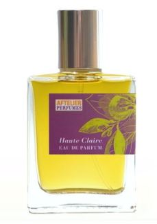 Aftelier Haute Claire Natural Perfume