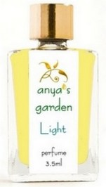 Anya's Garden Light natural perfume