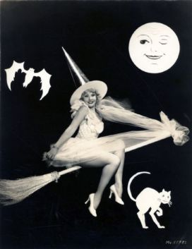 June Knight Halloween
