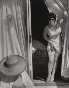 Cindy Sherman film Still #7 from MoMA