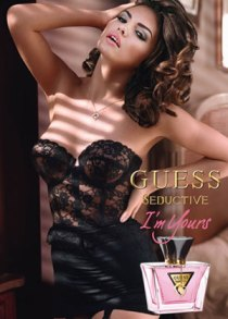 Guess Seductive I'm Yours ad