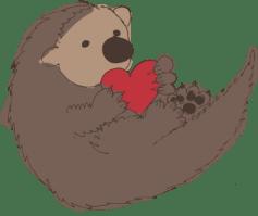 Smell Bent Otter Luvr perfume oil