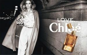 Love, Chloe perfume ad