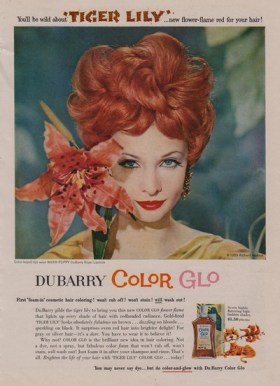 1950's Color Glo ad