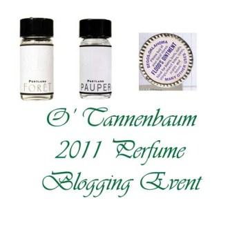 O'Tannenbaum 2011 Perfume Event