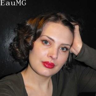 1930's makeup look
