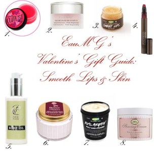 2012 Valentine's Gift Guide