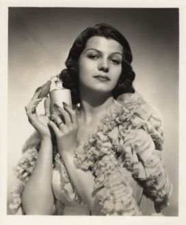 Rita Hayworth perfume