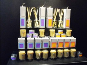 Votivo candles 2012