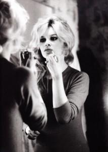 Brigitte Bardot lipstick