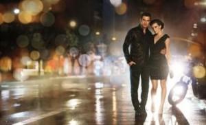 Milla Jovovich Avon ad campaign
