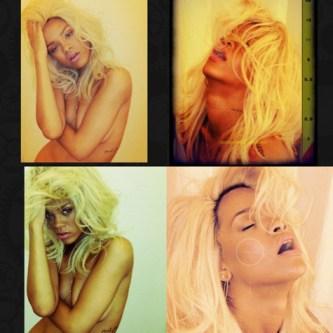 "Rihanna ""Nude"" perfume"