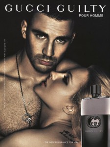 Gucci Guilty for Men ad