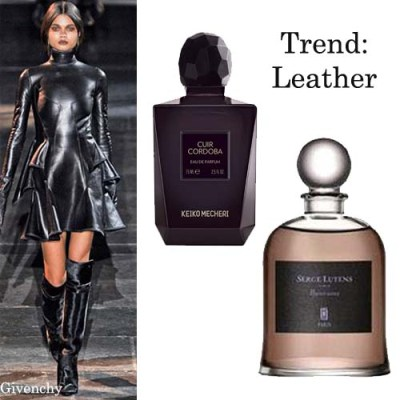 winter 2012 leather trend