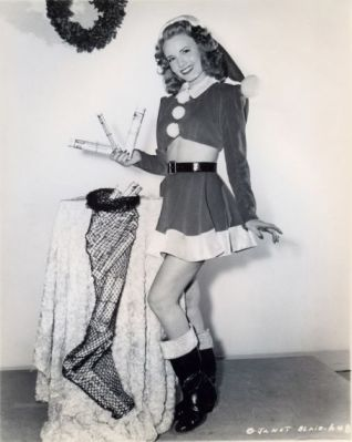 Janet Blair Christmas