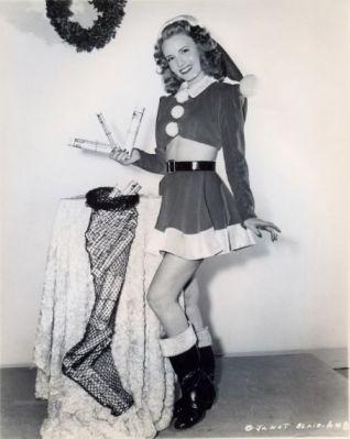 Janet Blair Christmas