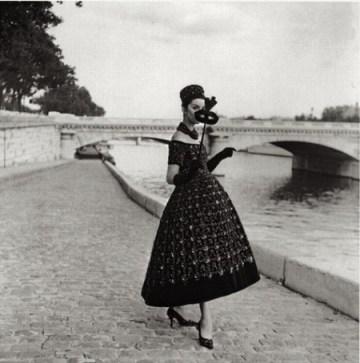Anne St. Marie Dior 1958