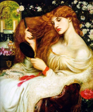 Lady Lilith 1868