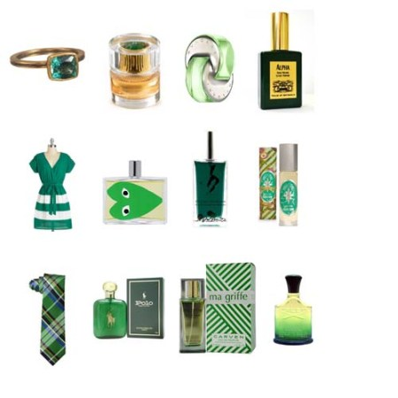 Emerald perfumes