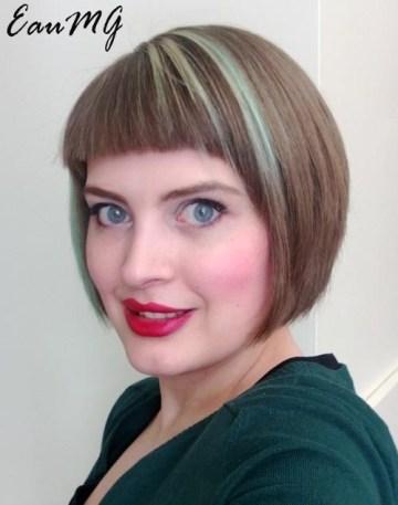 1920's makeup tutorial
