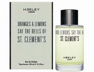 HEELEY Oranges & Lemons