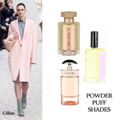 Pastel Shades for Fall