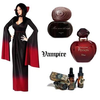 Halloween Vampire Perfumes