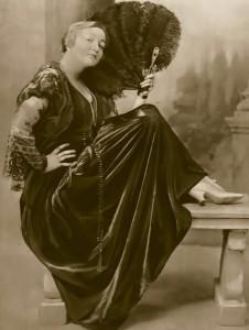 June Eldvidge
