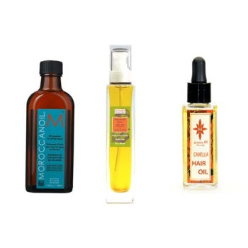 Great smelling hair oils