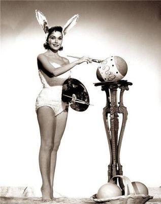 Felicia Farr Easter
