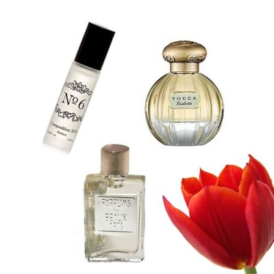 Spring 2014 perfumes