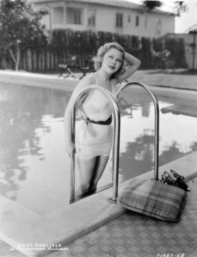 Mary Carlisle pool