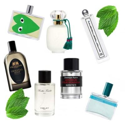 mint perfumes
