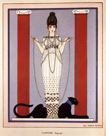 Barbier Cartier 1914