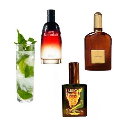 masculine fragrances