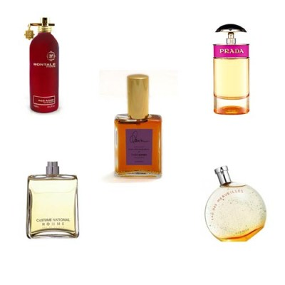 most complimented perfumes