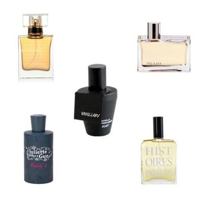 complimented perfumes