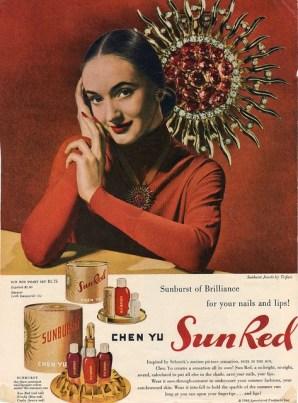 Chen Yu Sun Red