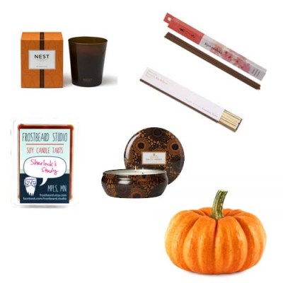 fall home fragrances