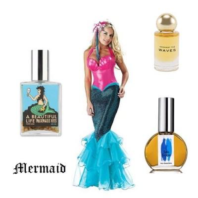 Mermaid perfume