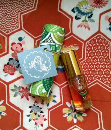 Sage Peridot perfume