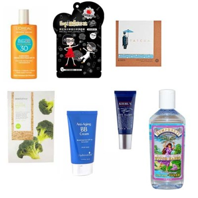 October 2014 Skincare Empties