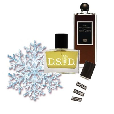 winter perfume picks