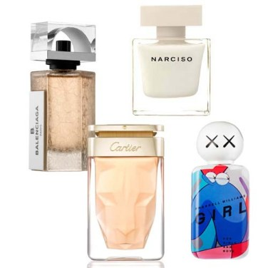 mainstream perfumes 2014