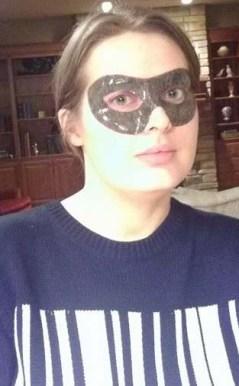 glam rock mask