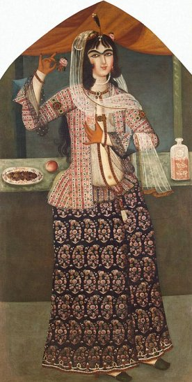Qajar Dynasty painting